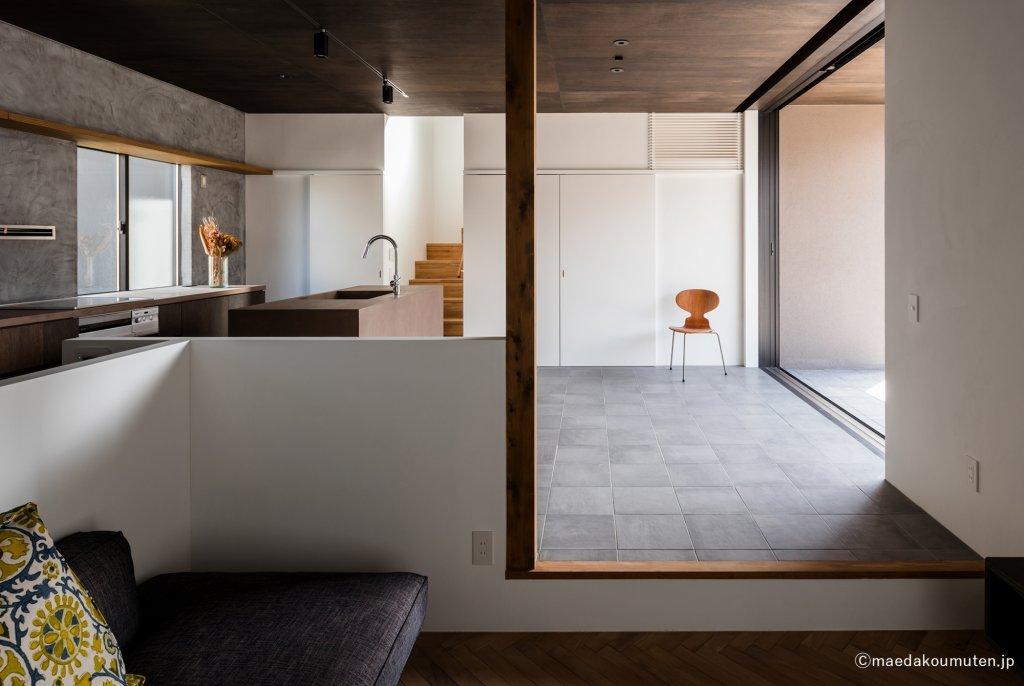 神奈川、工務店、注文住宅、デザイン住宅、建築家、大島の家、15