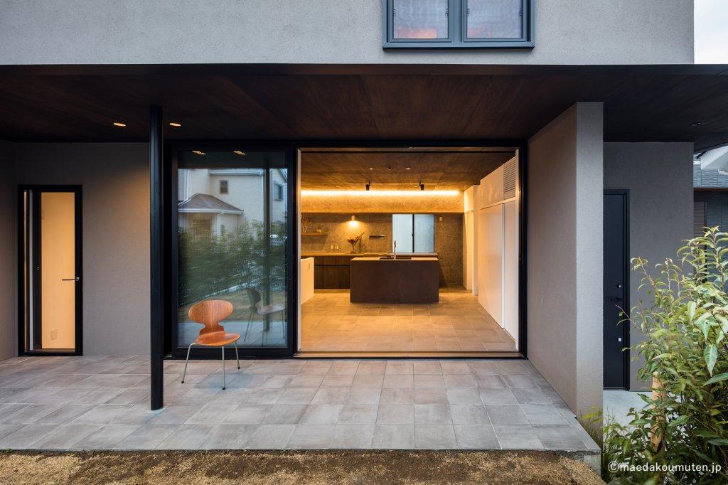 神奈川、工務店、注文住宅、デザイン住宅、建築家、大島の家、33