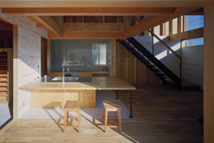 家を建てる時、後から変えづらいところは慎重に形にする