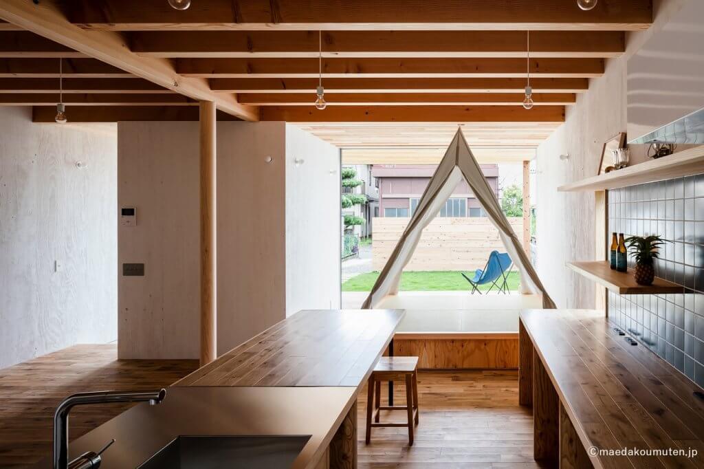 神奈川、注文住宅、前田工務店、倉見の家、18