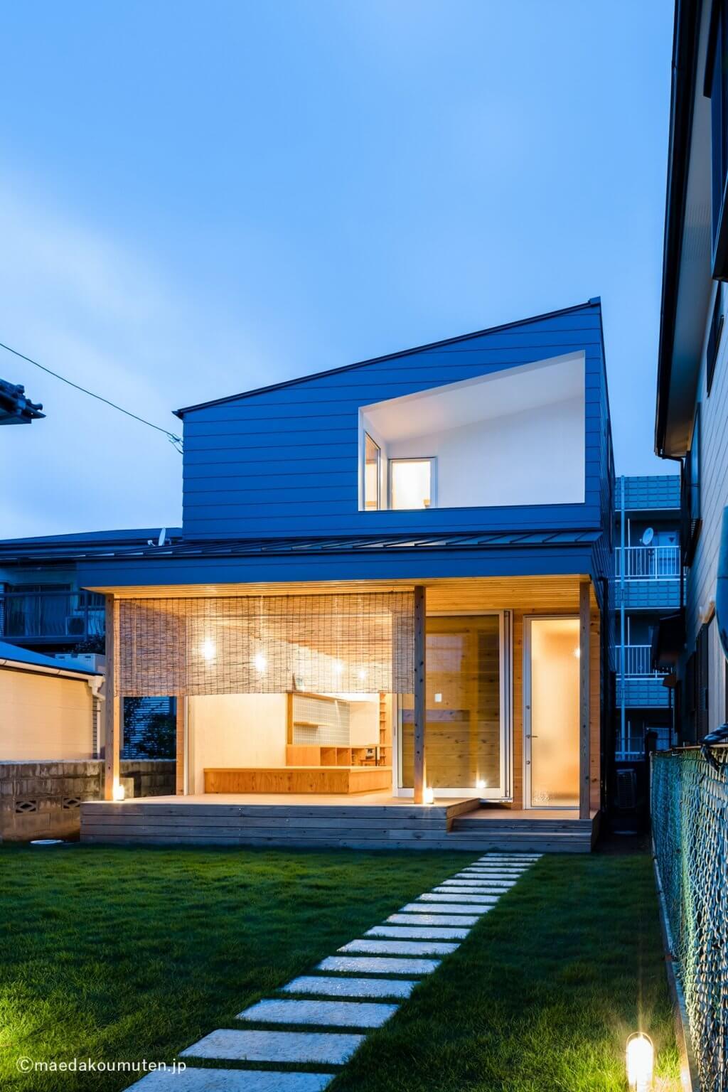神奈川、注文住宅、前田工務店、倉見の家、43