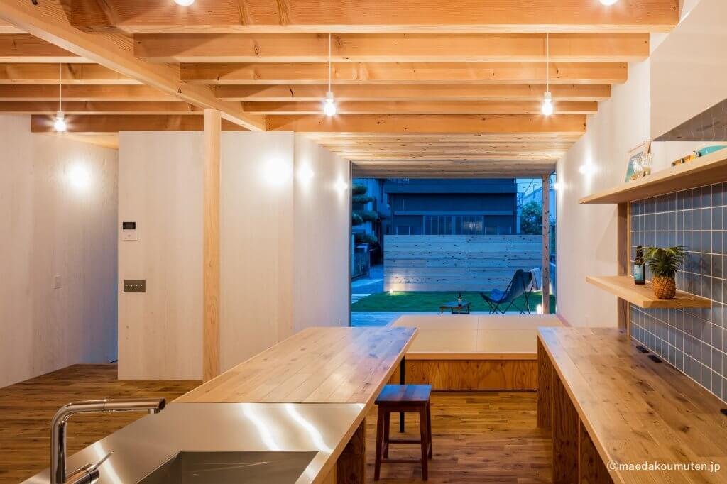 神奈川、注文住宅、前田工務店、倉見の家、46
