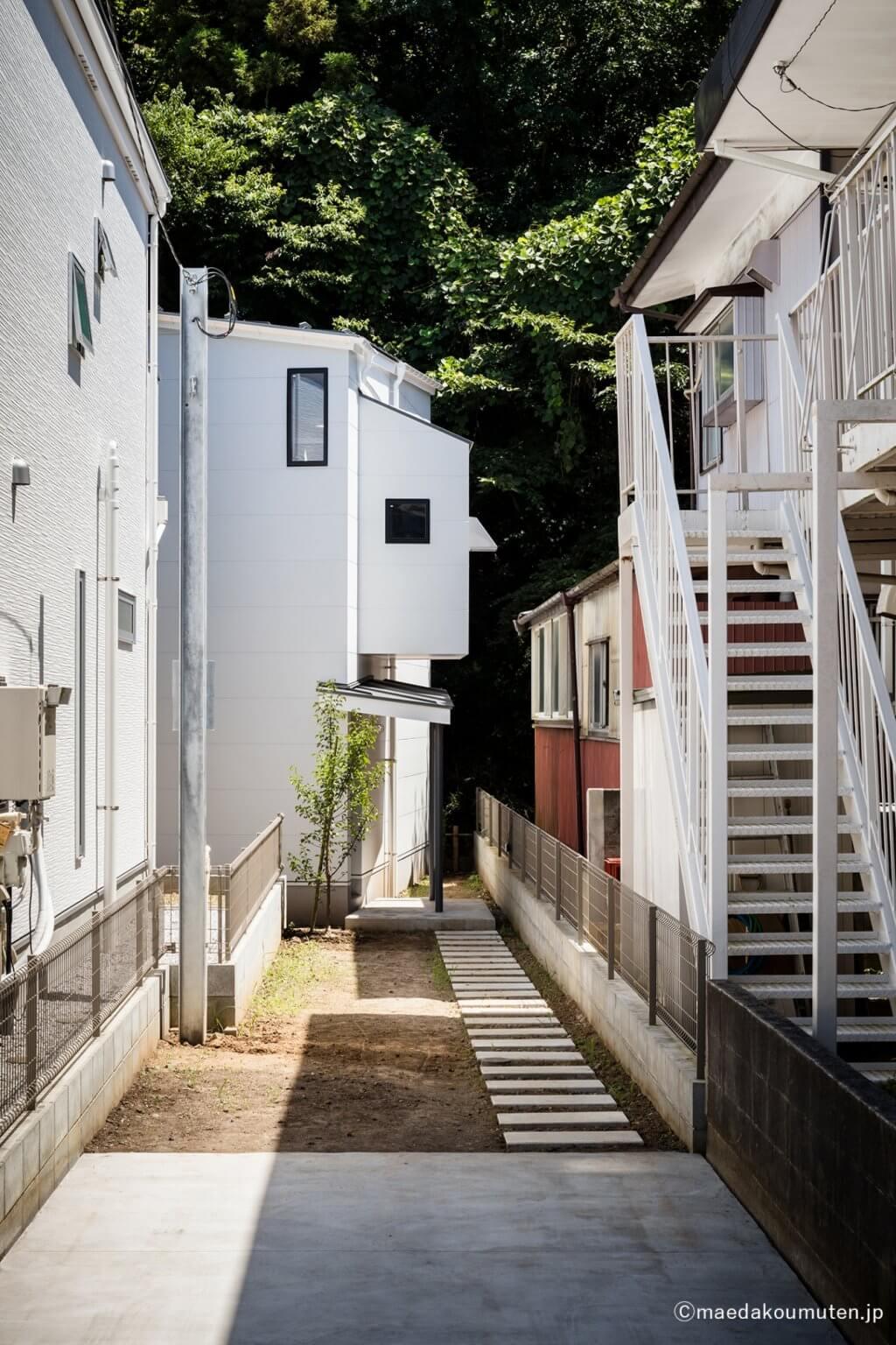 神奈川、工務店、注文住宅、デザイン住宅、建築家、亀井野の家、01
