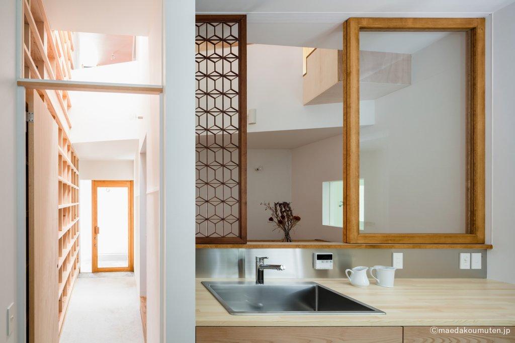 神奈川、工務店、注文住宅、デザイン住宅、建築家、亀井野の家、10