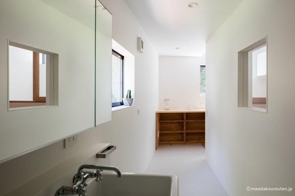 神奈川、工務店、注文住宅、デザイン住宅、建築家、亀井野の家、15