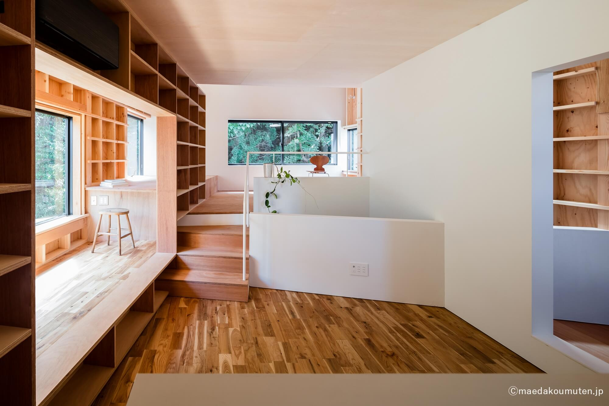 神奈川、工務店、注文住宅、デザイン住宅、建築家、亀井野の家、18