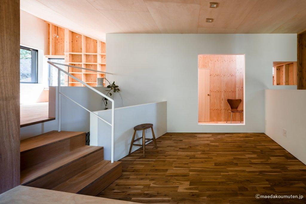 神奈川、工務店、注文住宅、デザイン住宅、建築家、亀井野の家、22
