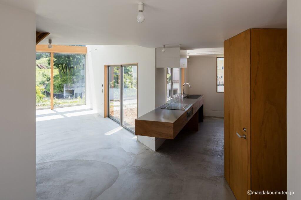 神奈川県、工務店、注文住宅、デザイン住宅、建築家、谷戸の家_10