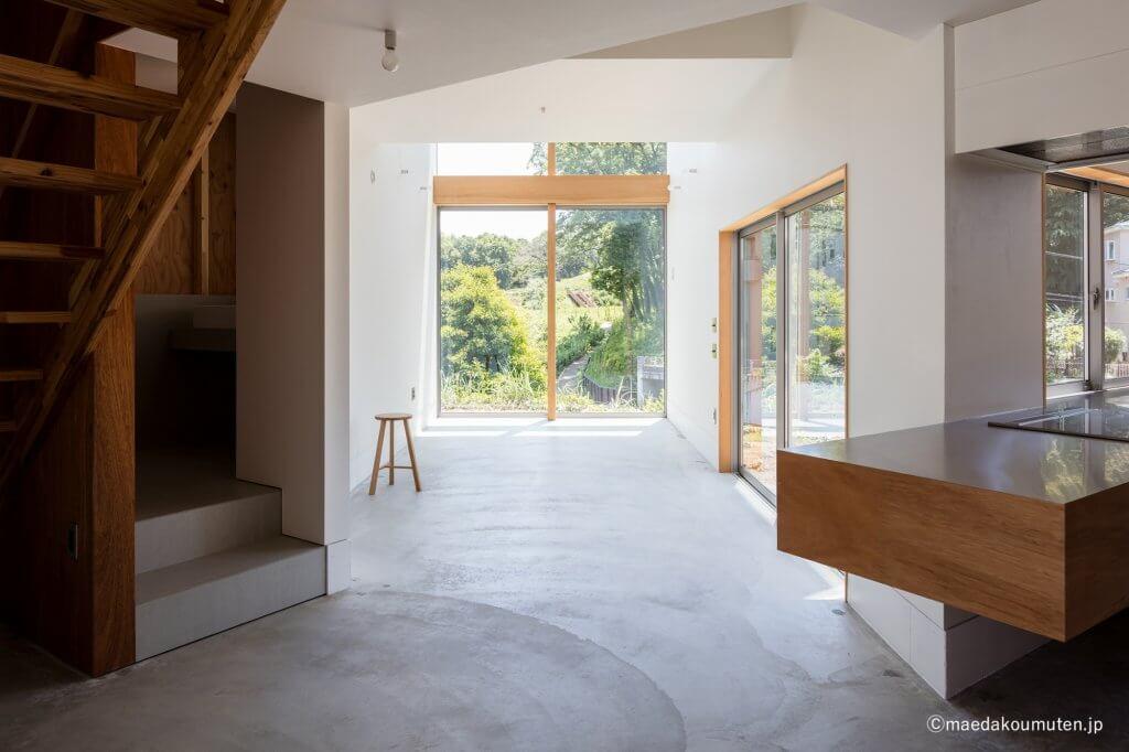 神奈川県、工務店、注文住宅、デザイン住宅、建築家、谷戸の家_11