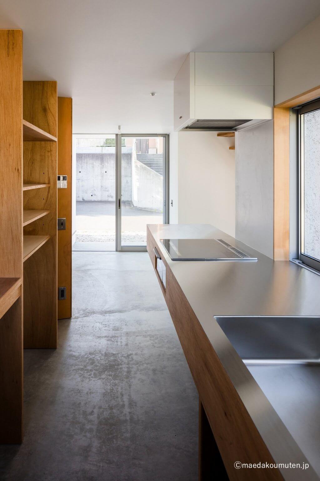 神奈川県、工務店、注文住宅、デザイン住宅、建築家、谷戸の家_16