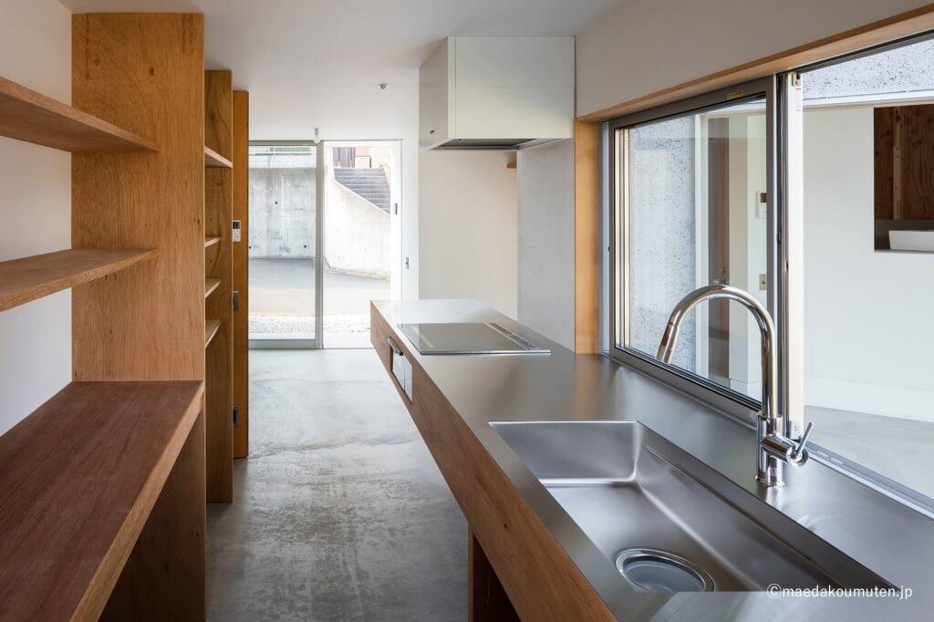 神奈川県、工務店、注文住宅、デザイン住宅、建築家、谷戸の家_17