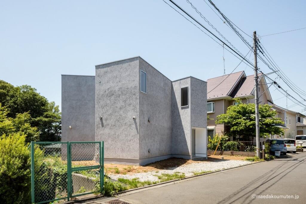 神奈川県、工務店、注文住宅、デザイン住宅、建築家、谷戸の家_3