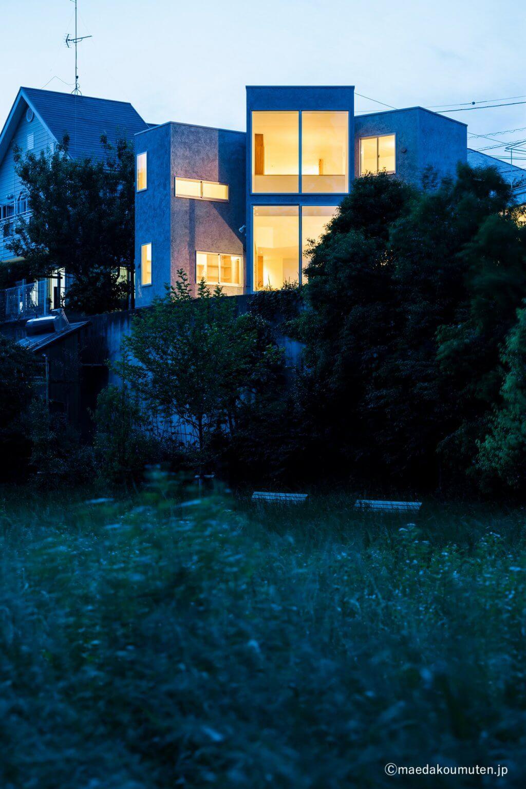 神奈川県、工務店、注文住宅、デザイン住宅、建築家、谷戸の家_32