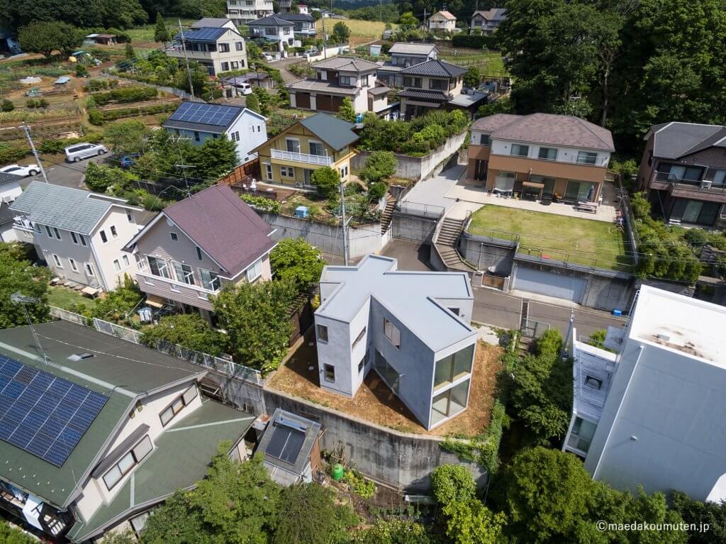 神奈川県、工務店、注文住宅、デザイン住宅、建築家、谷戸の家_4