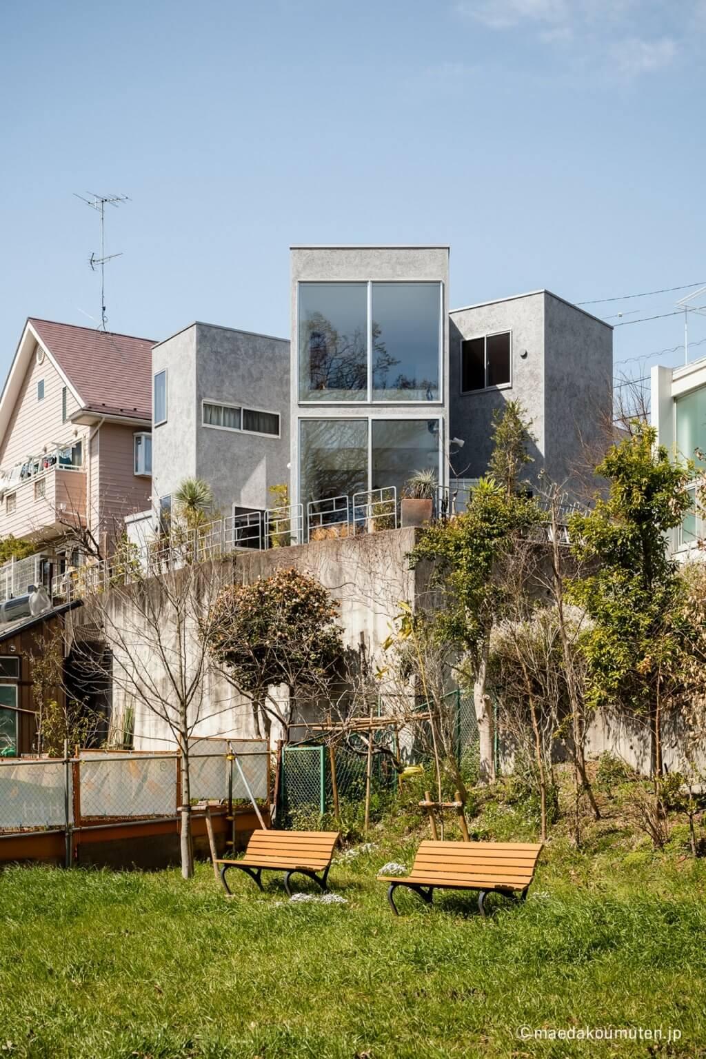 神奈川県、工務店、注文住宅、デザイン住宅、建築家、谷戸の家_6